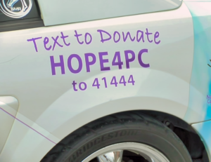 To support pancreatic cancer patients, visit npcf.us. Photo Date: Nov. 4, 2018.