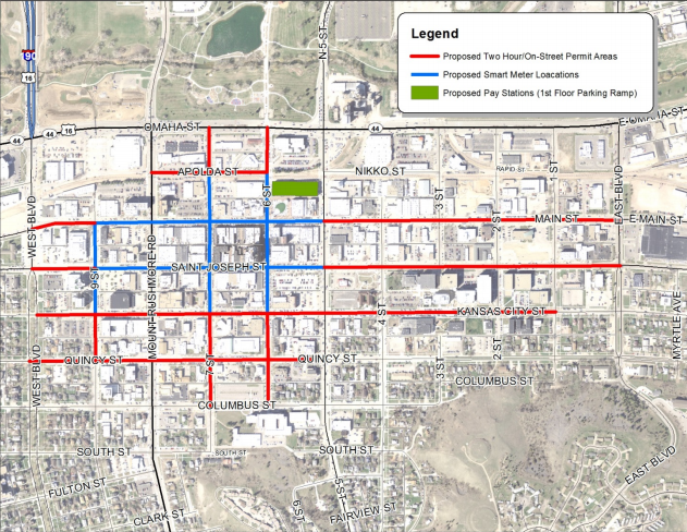 Changes Coming To Downtown Rapid City Knbn Newscenter1