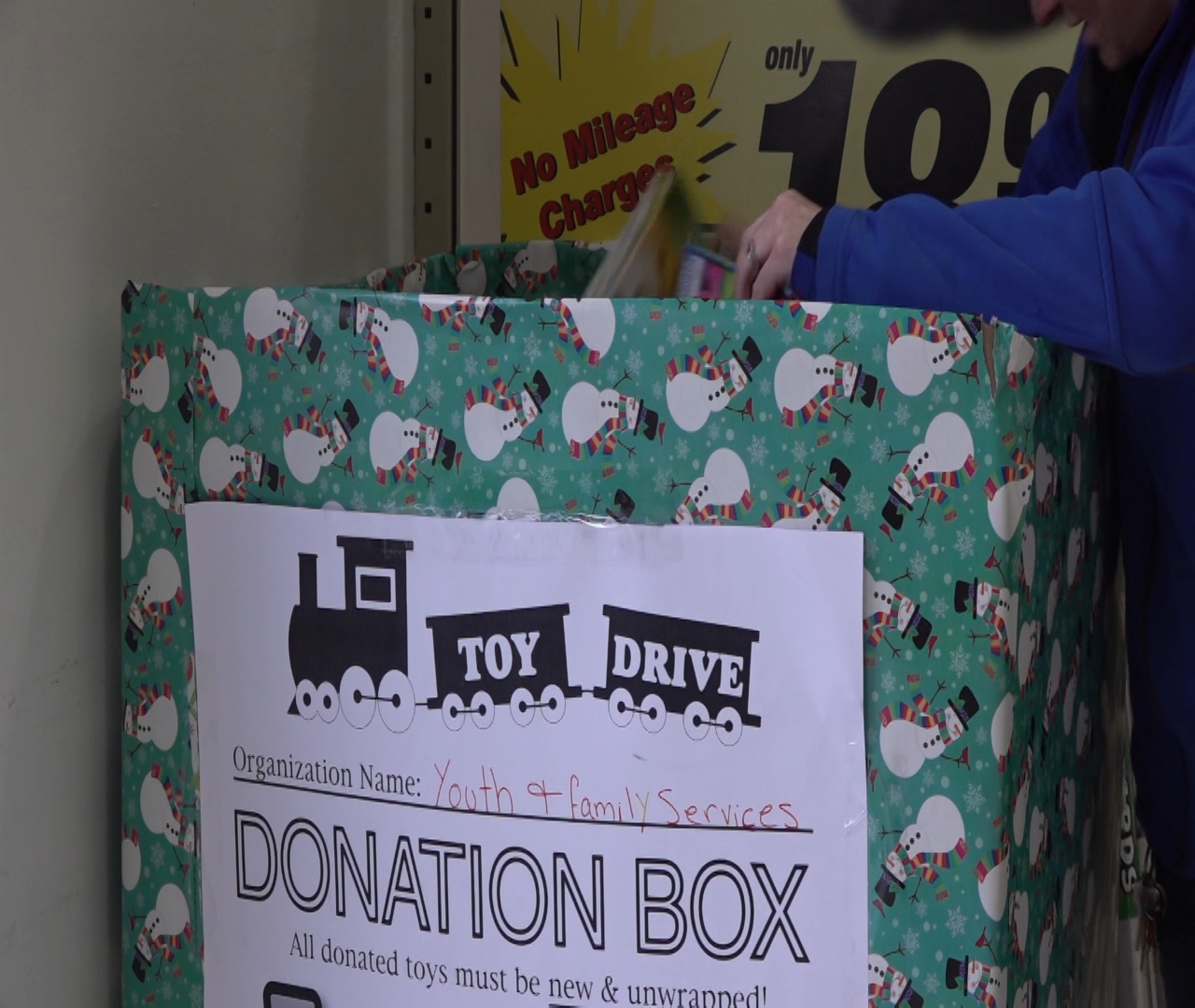 Rapid City Menards begins holiday toy drive - KNBN NewsCenter1