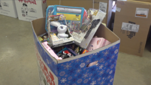 Toy Donation Box