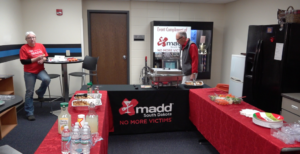 MADD Luncheon for RCPD