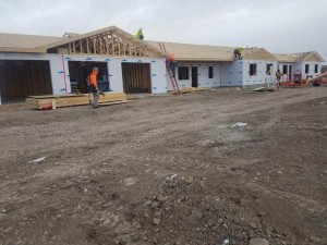 Rapid City Foster Home being built