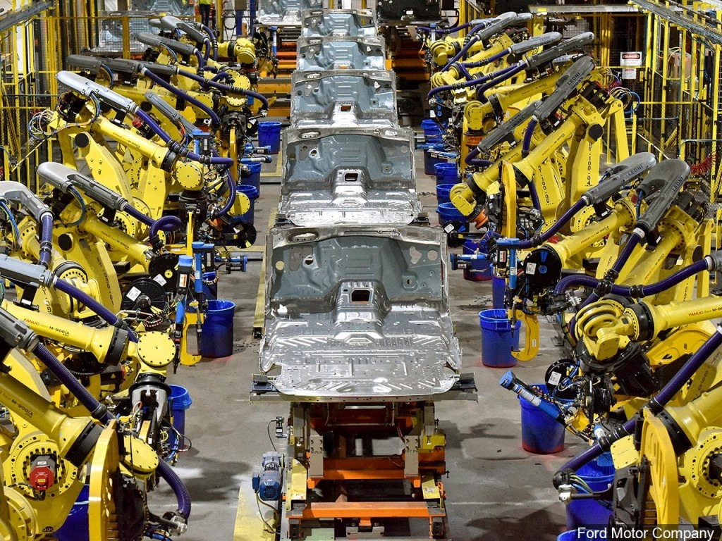 Auto Assembly Line