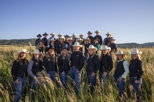 Bhsu Rodeo Team Pic