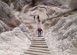 Badlands Outing, Courtesy Carrie Gerlach
