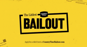 Country Time Lemonade Bail Out