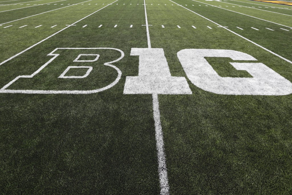 Big Ten Schedule Football