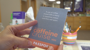 Caffeine Cruise 2020, passport