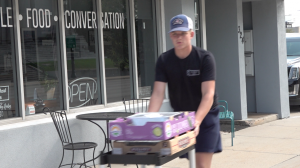 Fork Real Community Cafe delivers meals to RCAS