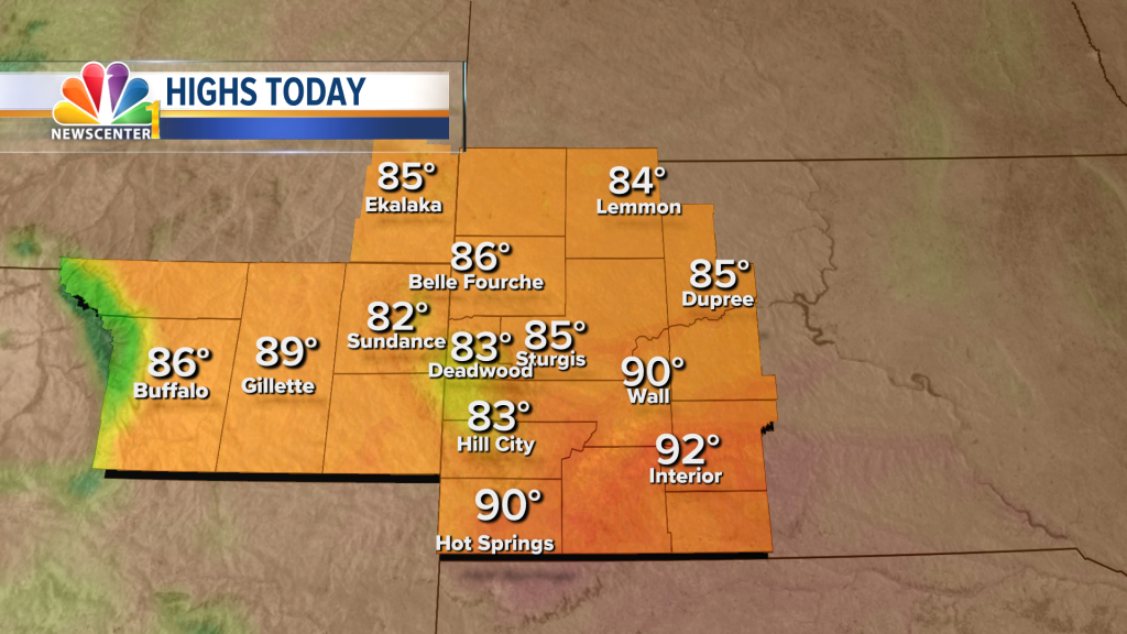 042 Ed Black Hills Area Forecast Highs Today Hd 2