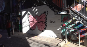 Breast Cancer Mural