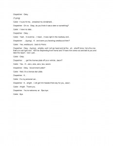 911 Call Transcribed Pdf Page 2
