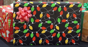 YFS Gift Wrapping Booth