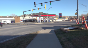 Spearfish Intersection