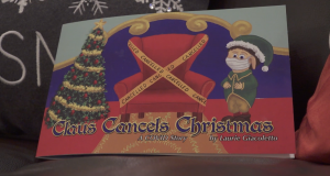 Claus cancels Christmas Book