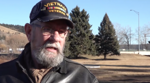 Dave Gates, Founder of Veteran's Helping Hands Project
