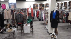Dress for Success at OneHeart Campus