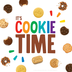 Girl Scout Cookie Sales, Courtesy Girl Scouts
