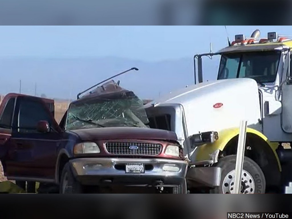 California Suv Crash
