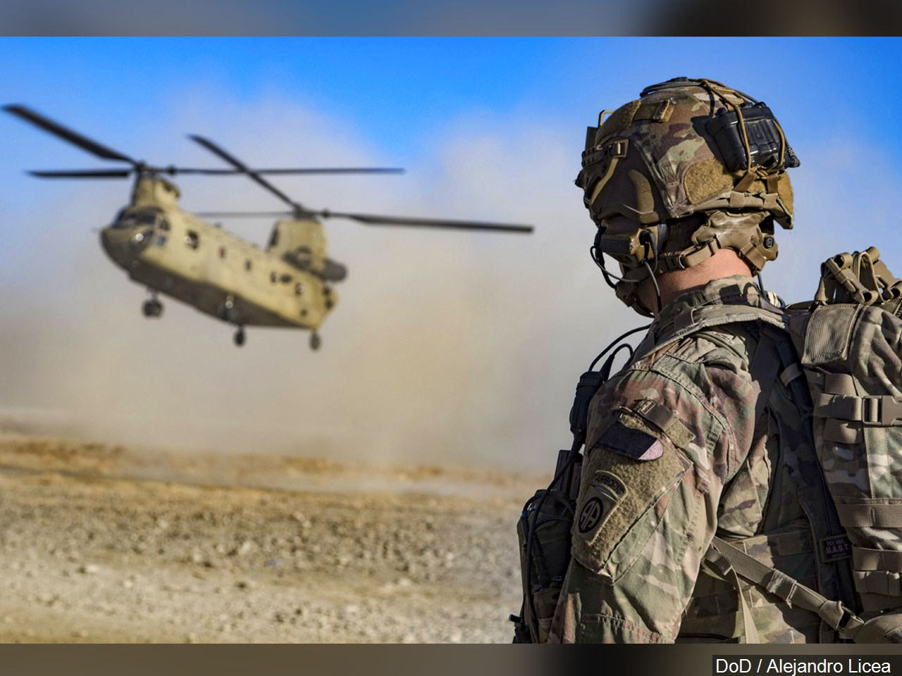 US troops in Afghanistan begin packing gear in pullout prep - KNBN  NewsCenter1