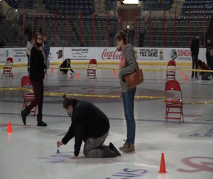 Paint The Ice 1