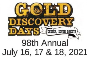 Gold Discovery Days Gfx