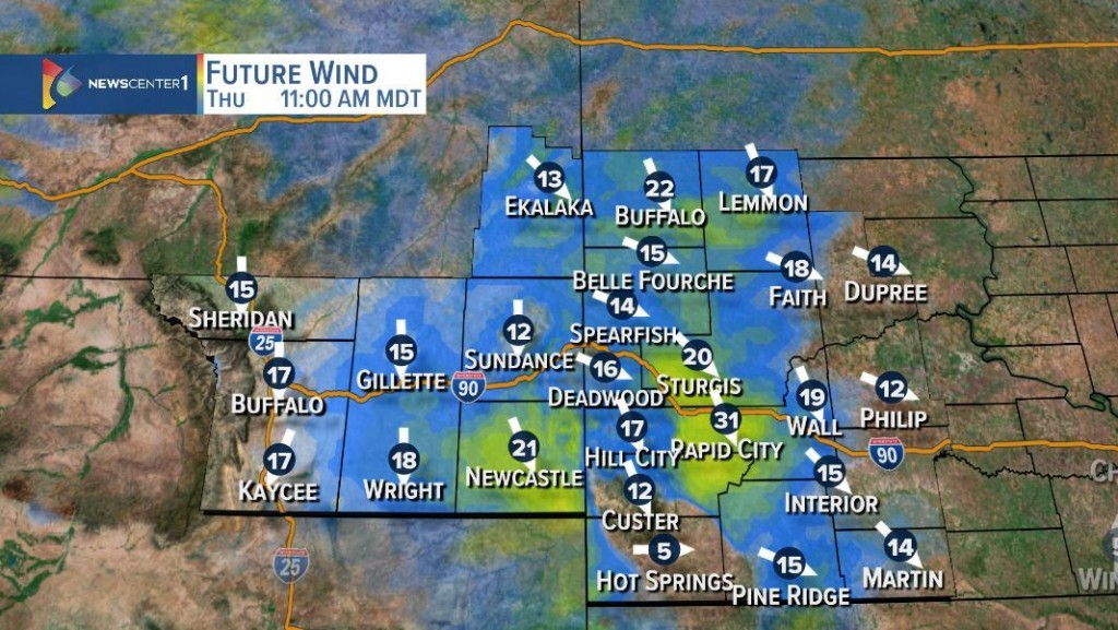 Current Winds