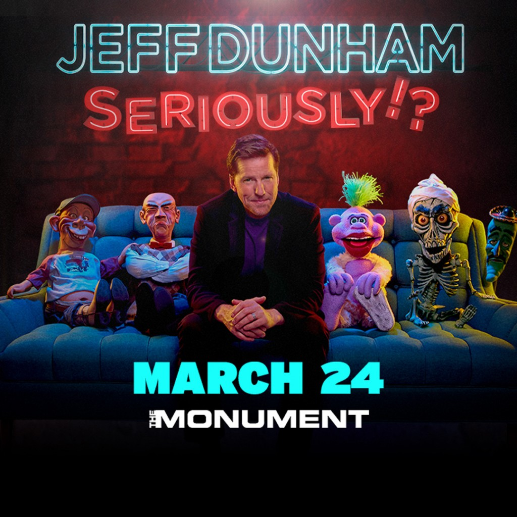 Jeff Dunham At The Monument Social Square